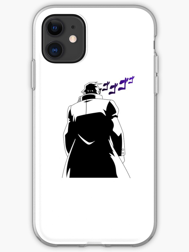 coque iphone 8 jotaro