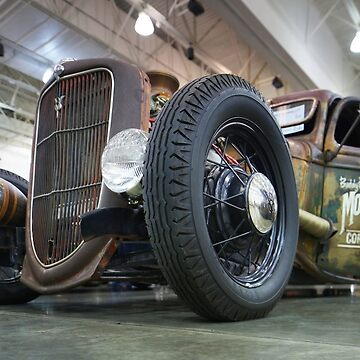 Rat Rod #2 by mal-photography