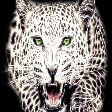 Snow Leopard by Orikall