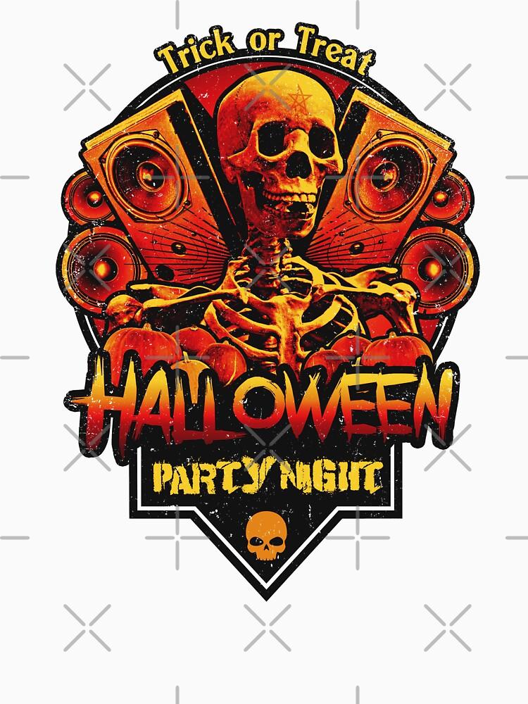 Halloween Party Night - Hellfire by RycoTokyo81