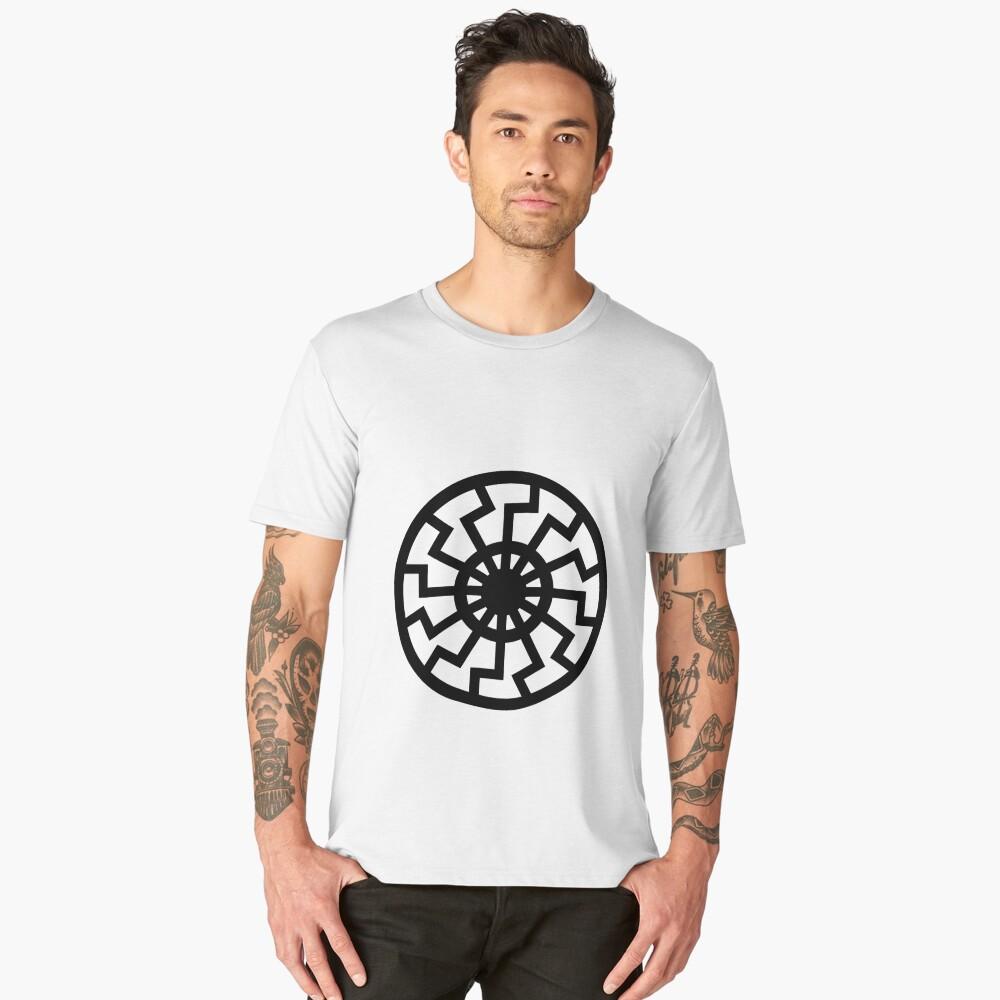 Blacksun Men's Premium T-Shirt Front