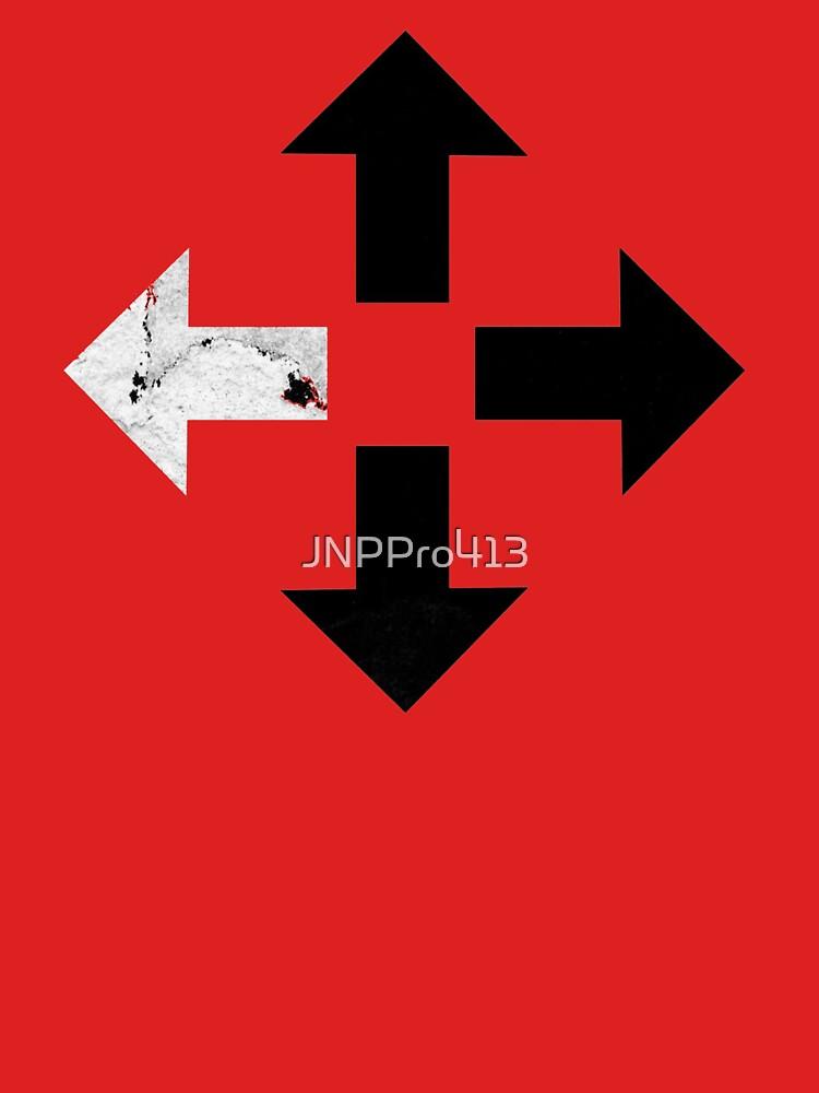 Outsider Arrows by JNPPro413
