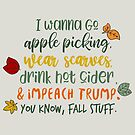 Fall Stuff by Jessica Cushen