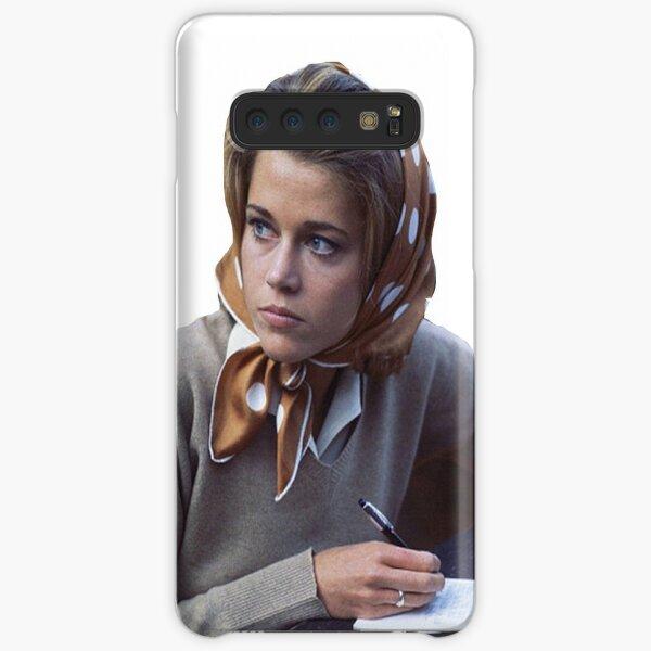 jane fonda Samsung Galaxy Snap Case