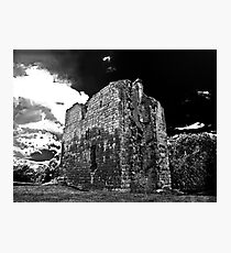 A Storm Approaches... Photographic Print