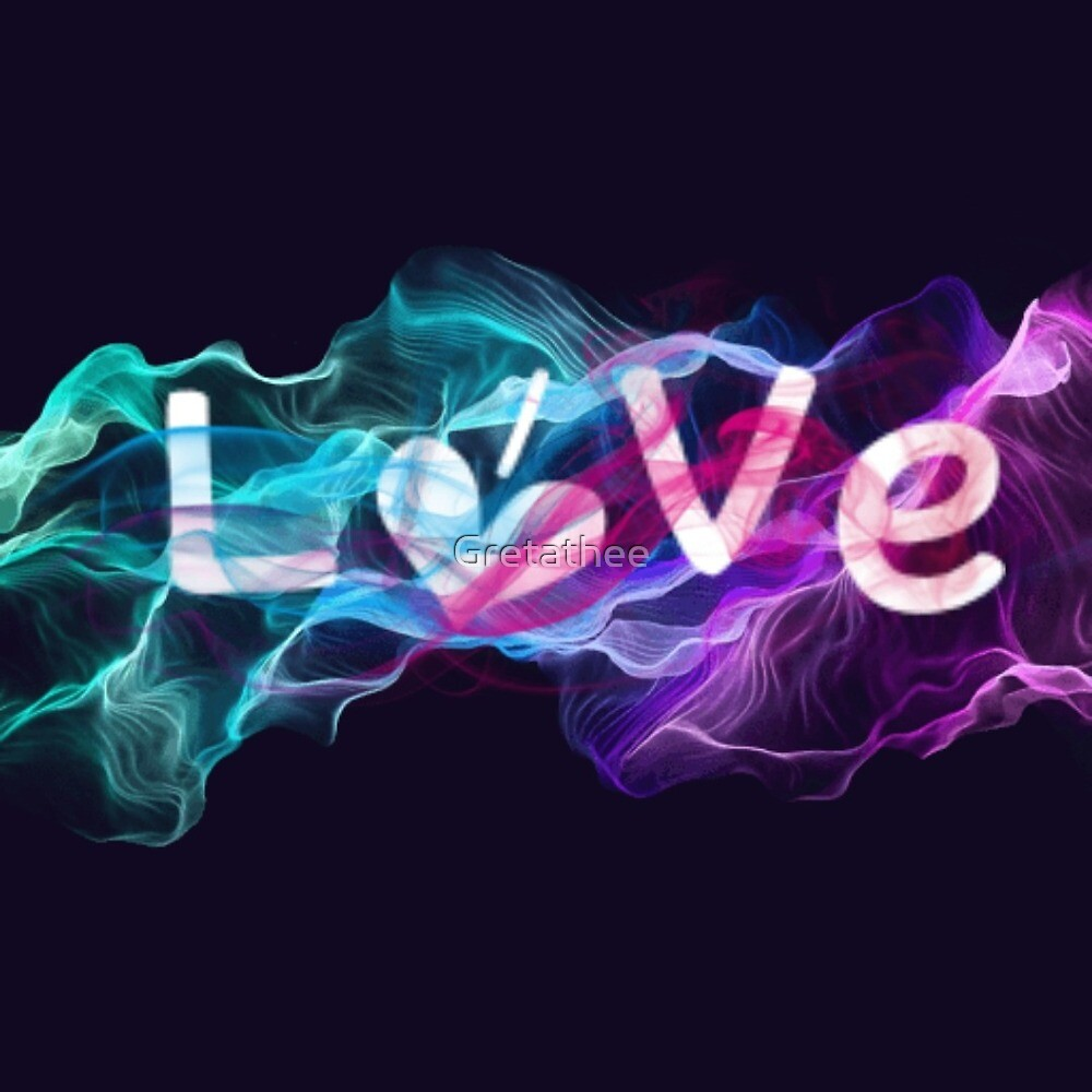 Love colors by Gretathee