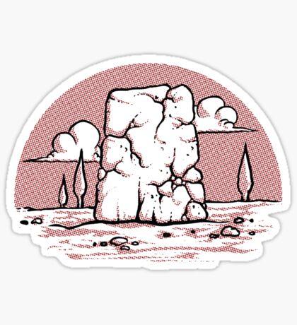 Monolith Sticker