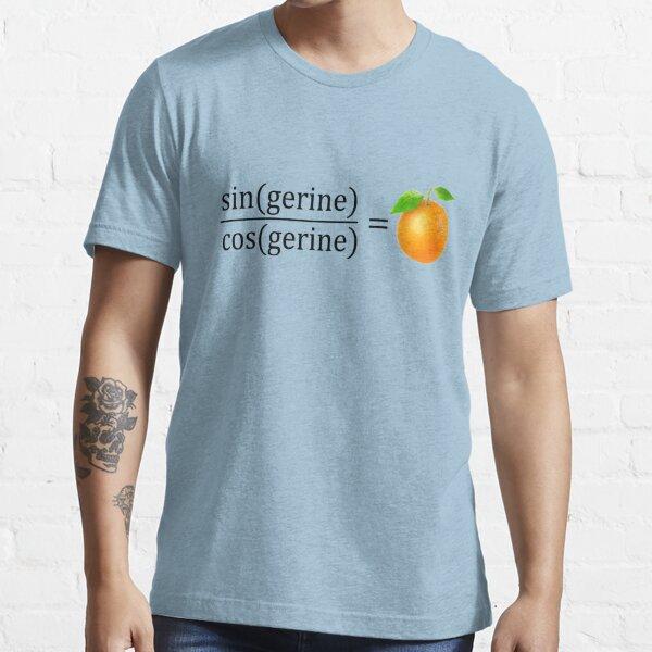 tan(gerine) math Essential T-Shirt