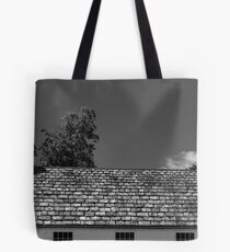 The Stunning Detail of a simple Roof Tote Bag