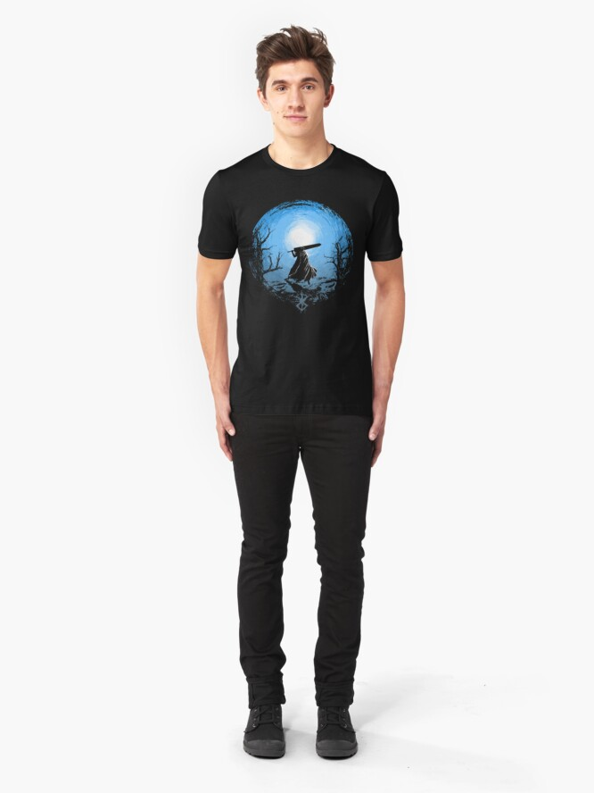 Alternate view of Dawn Glow Berserk Slim Fit T-Shirt