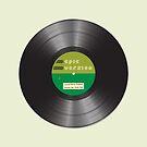 10'' Vinyl by Satta van Daal