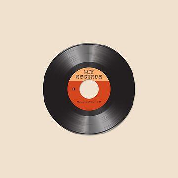 7'' Vinyl by Satta
