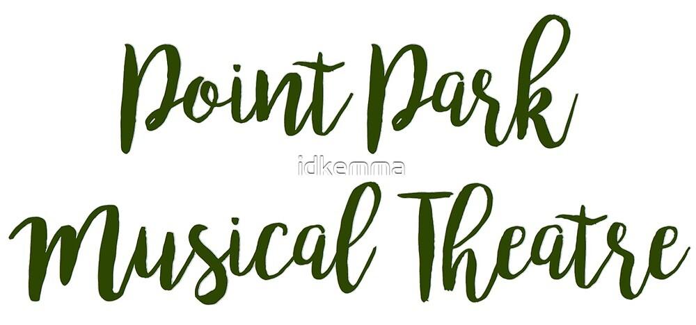 Point Park MT by idkemma