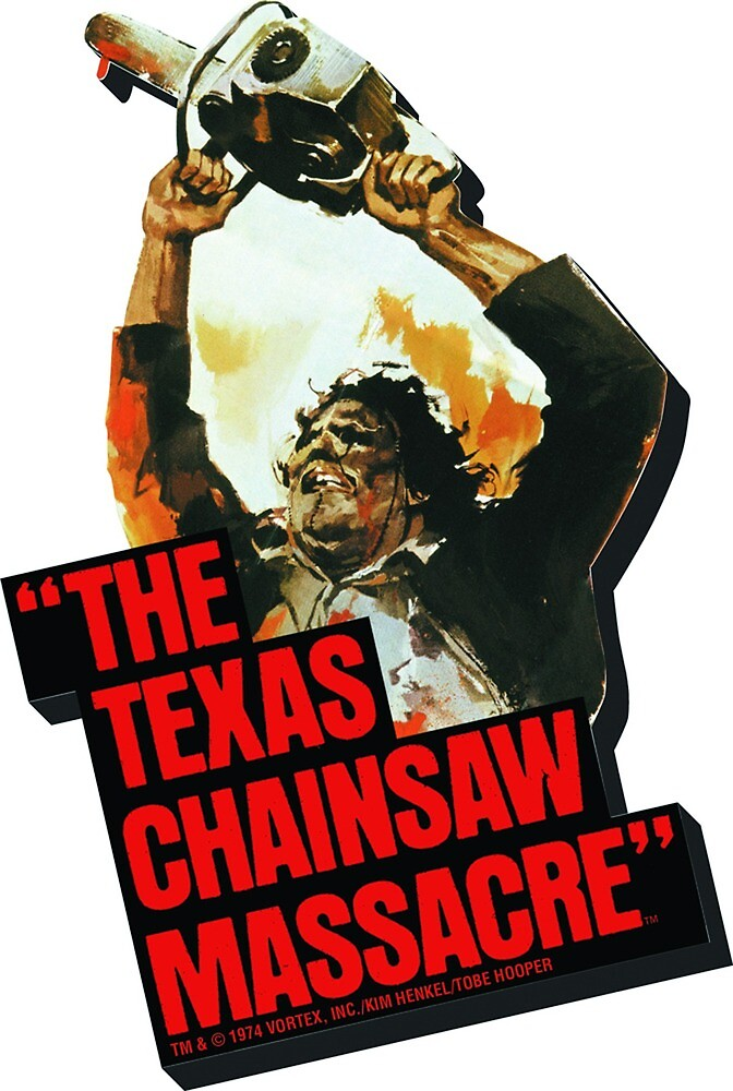 Leatherface - TCM 1974 by ddogsis