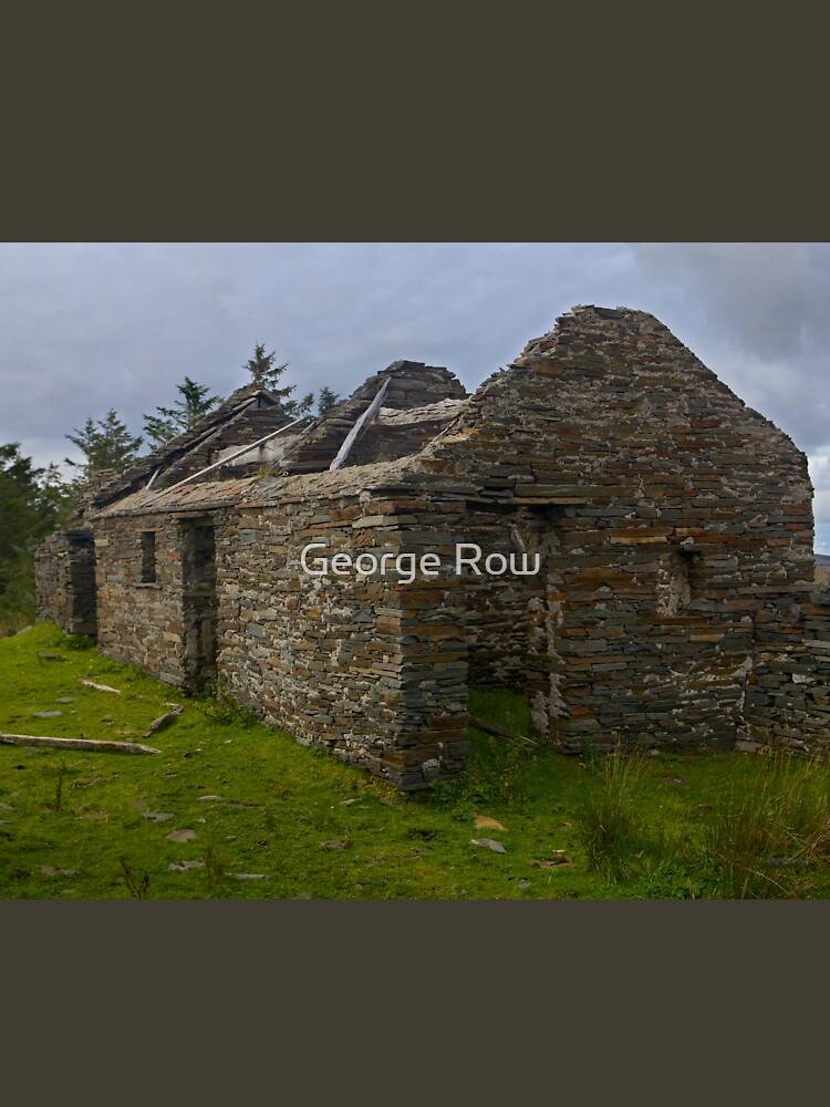 Stonework of a ruin by VeryIreland