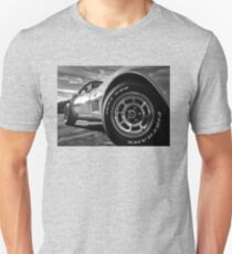 Indy 500 Black and White Unisex T-Shirt