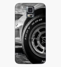 Indy 500 Black and White Case/Skin for Samsung Galaxy