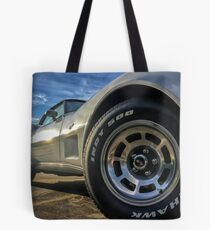 Indy 500 in Color Tote Bag