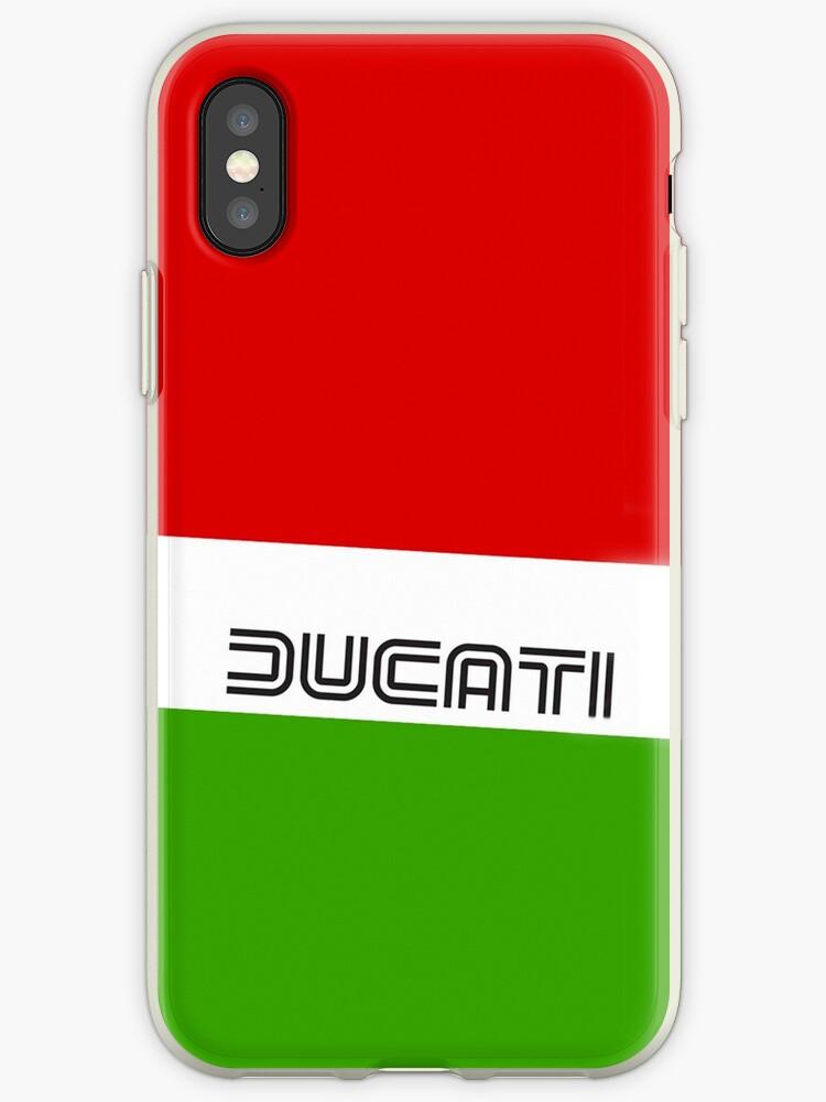 Ducati Flag by WilliamLacroix