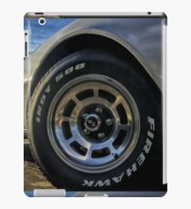 Indy 500 in Color iPad Case/Skin