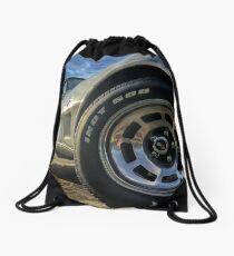Indy 500 in Color Drawstring Bag