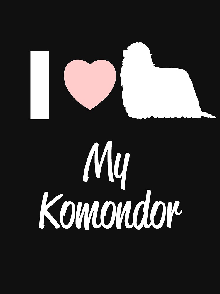 Komondor by KennethMoore