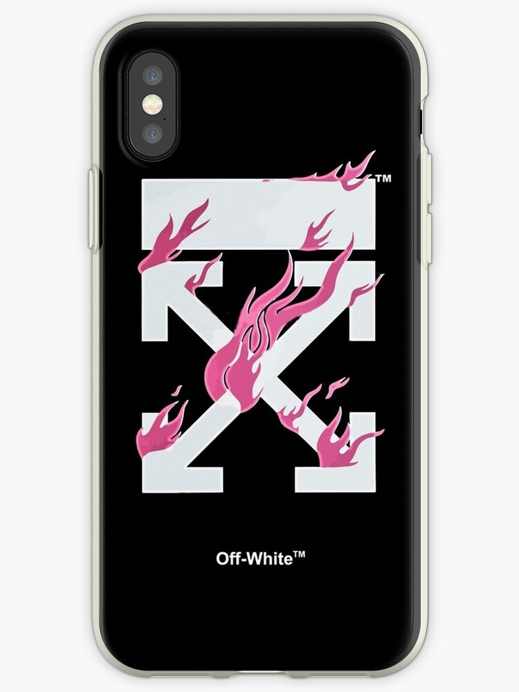 Off-White Arrow Fire by maysaroh