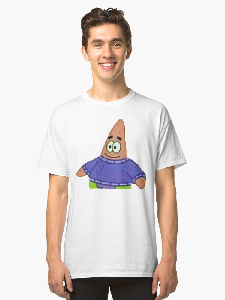 Patrick Sweater Classic T-Shirt Front