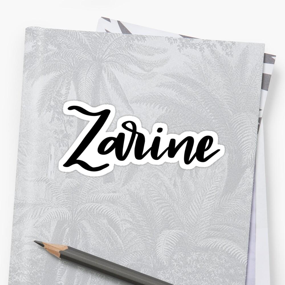 Zarine by ellietography