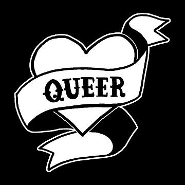 Queer Heart by PeopleProblems