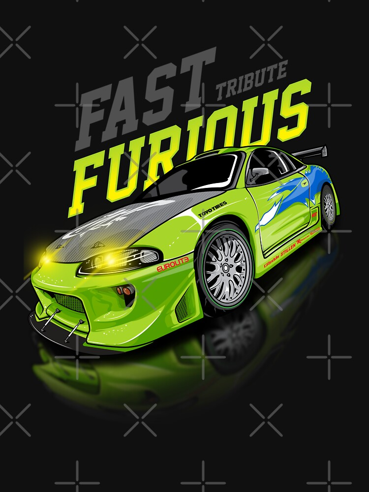 Fast Furious Tribute Paul Walker by cungtudaeast