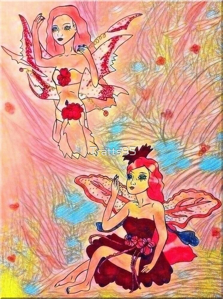 Fantastical Fairies by Tratts95