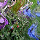Regentropfen-Muster von trish725