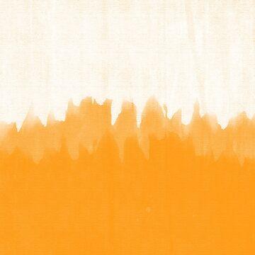 Orange Smear by AaronKinzer