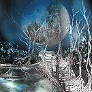 Cypress Tree Bridge by linmarie