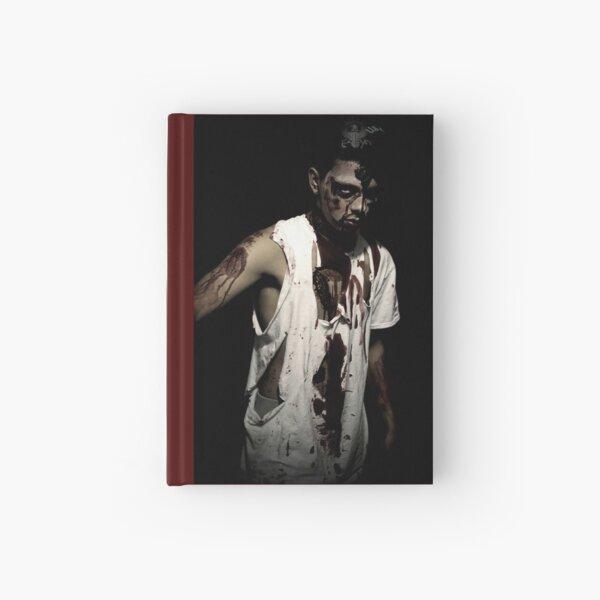 Teen Zombie Hardcover Journal