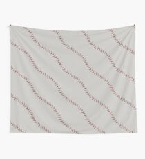 Baseball Lace Background 5 Wall Tapestry