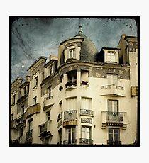 La Maison Poirier Photographic Print