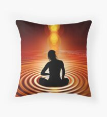Sacred Meditation Floor Pillow