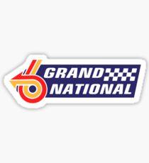 Buick Grand National 6 Sticker