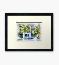 """""""Saratoga"""" Framed Print"""