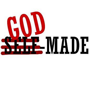 God-Made by rockjsshoppe