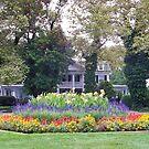 House & Garden  by fiat777