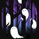 Ghosts in the Forest by perdita00