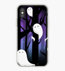 Ghosts in the Forest iPhone Case