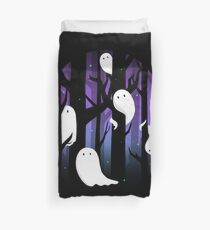 Ghosts in the Forest Duvet Cover