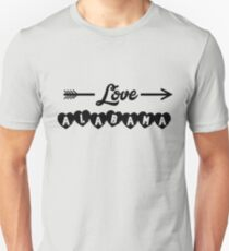 LOVE ALABAMA Unisex T-Shirt
