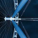 The London Eye by Jon Tait