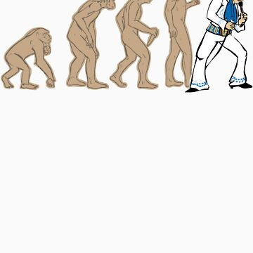March of Elvis by selecko