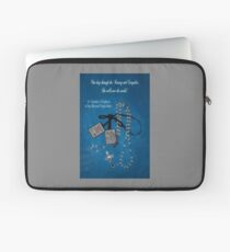Rosary and Scapular prophesy Laptop Sleeve